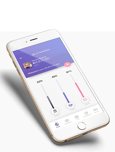App-Design für Life-Management