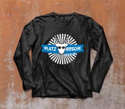 T-Shirt-Design für eine Oktoberfest- und Partyband