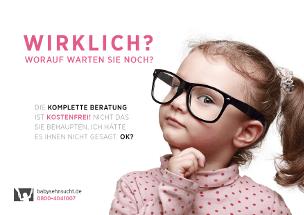 Broschüren-Design für Website