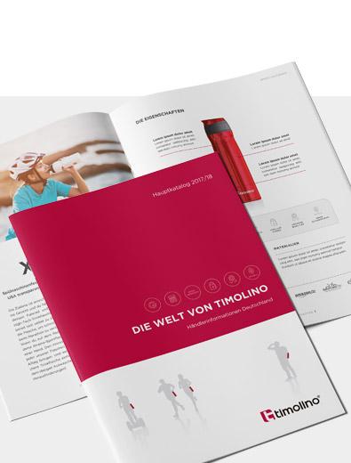 Professionelles Broschüren-Design individuell & kreativ