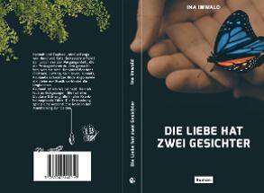 Buchcover-Gestaltung für Liebesroman