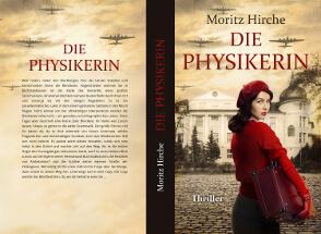 Buchcover-Design für History-Thriller