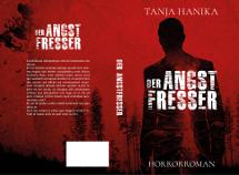 Buchcover-Design für Horrorautorin