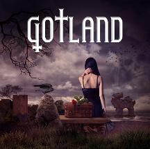 CD-/Plattencover für Gothic-Rockband