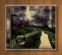 Album-Cover für eine junge Death-Metal-Band