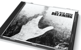CD-Cover-Design für den Song 'Dreaming'