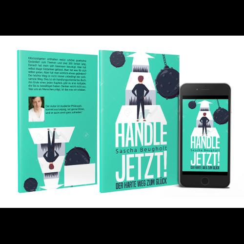 E-Book-Cover für Glücks-Ratgeber
