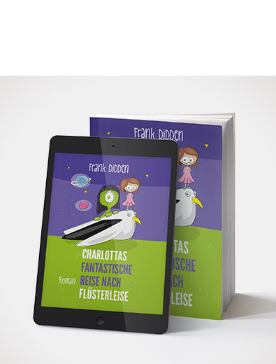 E-Book-Cover für Kinderbuch - E-Book-Cover-Design Beispiel