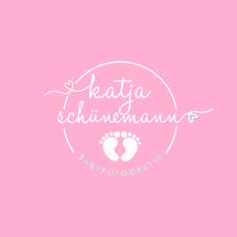 Logo-Redesign für Katja Schünemann Babyfotografie