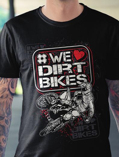 Merchandising Motorrad - Merchandising-Design Beispiel