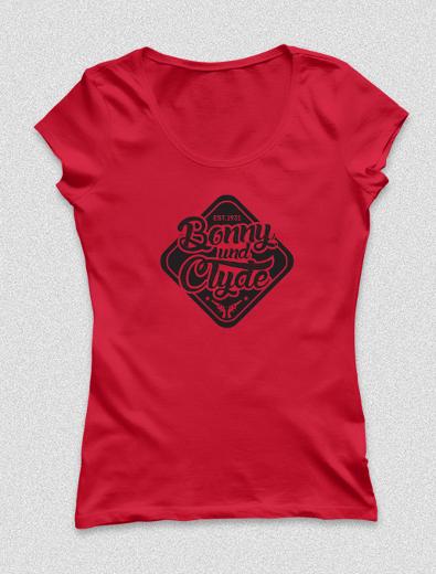 T-Shirt-Design für Bonnie - T-Shirt-Design Beispiel